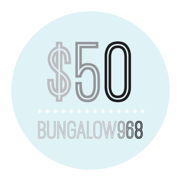 bungalow-968-gift-certificates-50