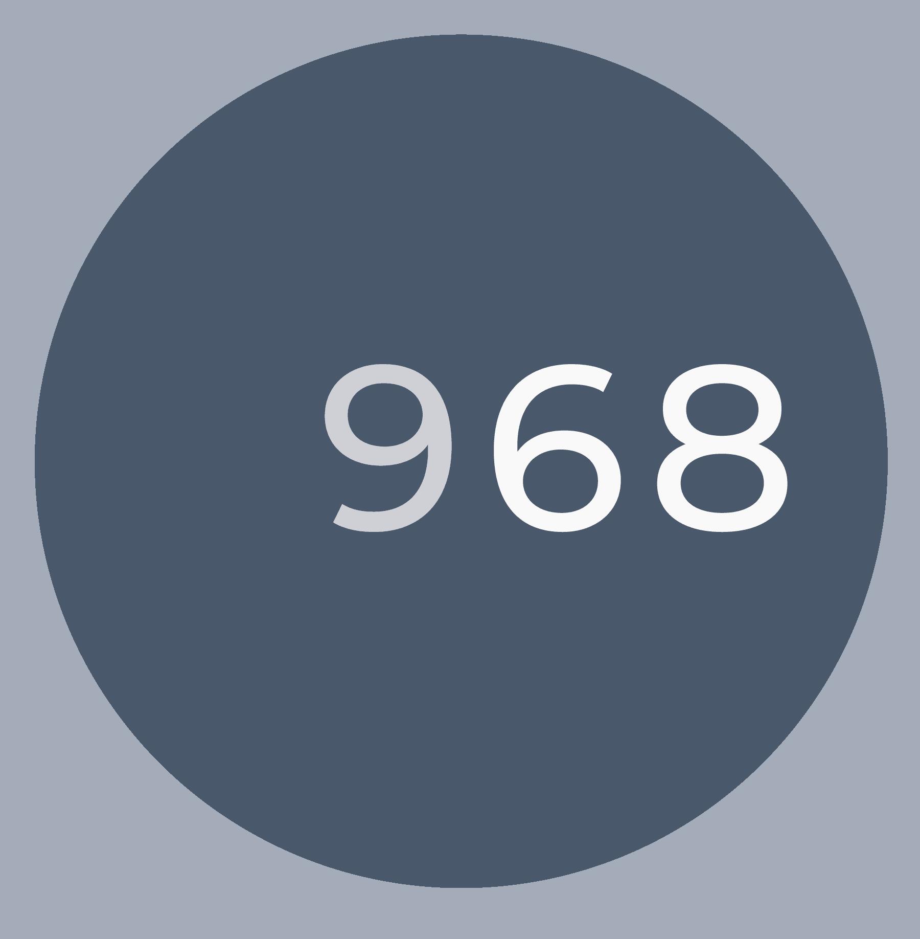 Bungalow968